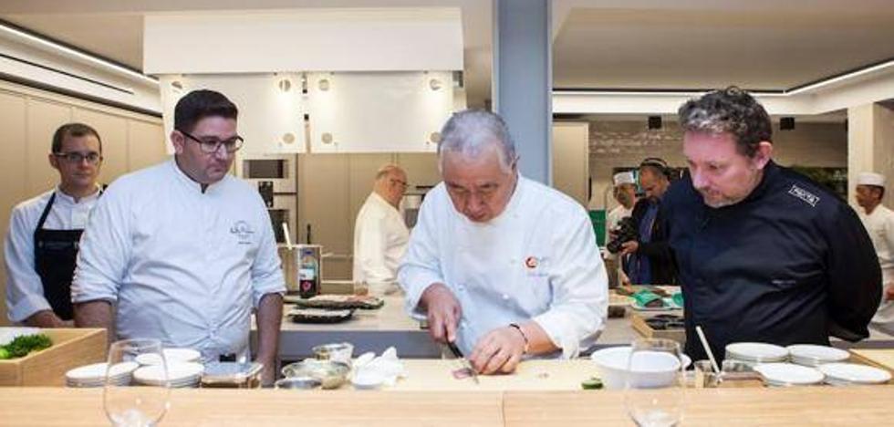 Dani García y Albert Adrià se unen para abrir un restaurante en Marbella