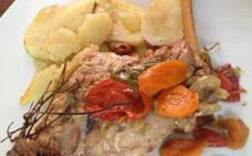 17 restaurantes donde puedes comer el chivo lechal malagueño