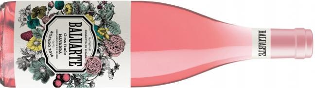 Baluarte Rosado, un navarro muy potente