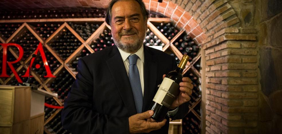Michel Rolland: «Hay que hacer el vino pensando en la gente»
