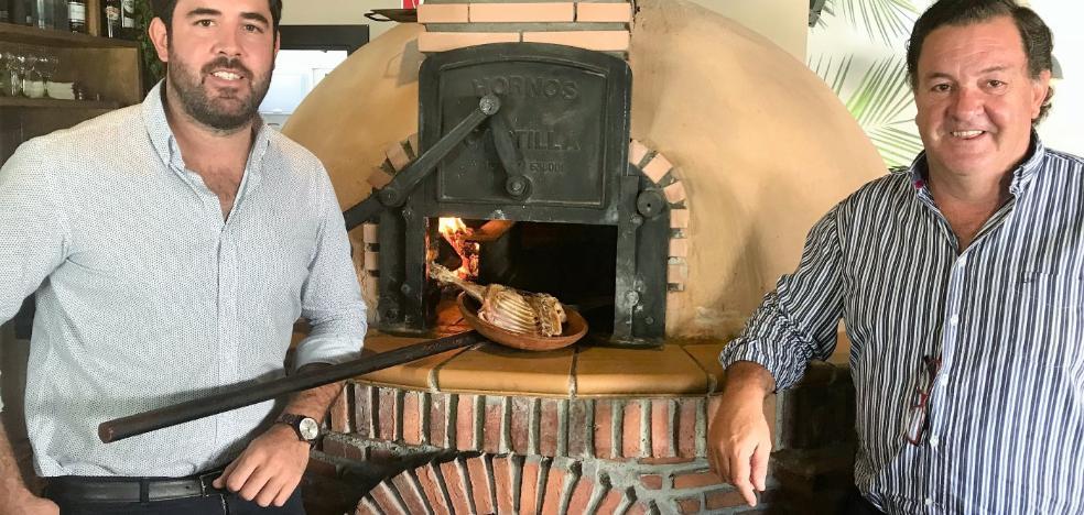 Verum: El mejor lechazo asado de Málaga