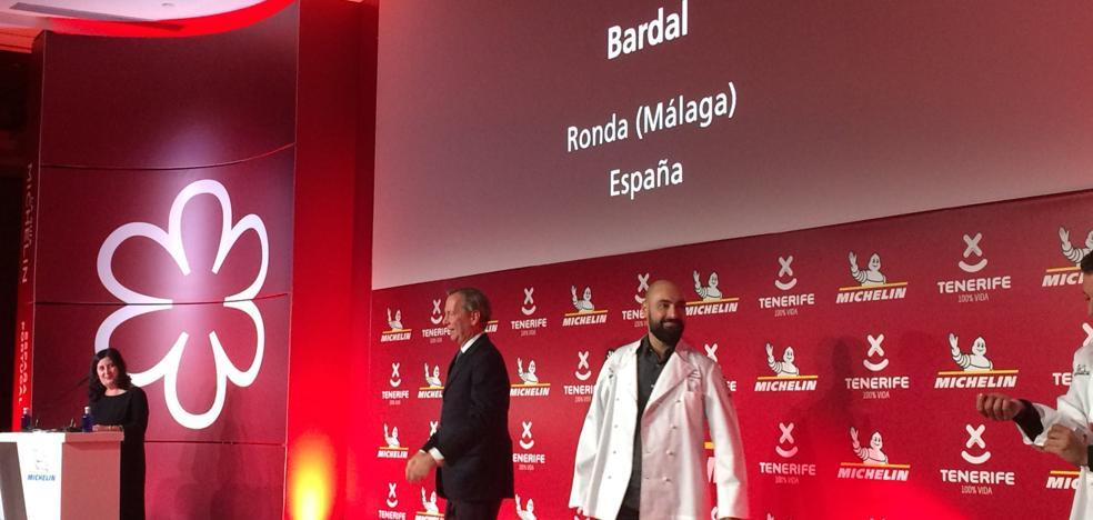 Directo | Bardal, nueva estrella Michelin en la provincia de Málaga