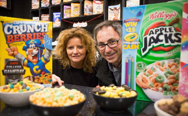 Suki Cereal: Un bol de cereales como punto de encuentro