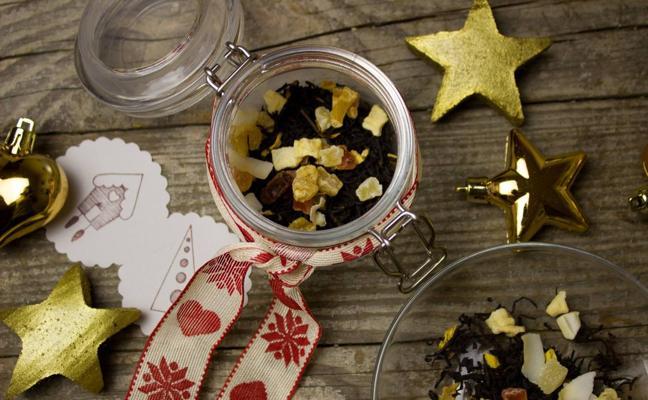 Cómo crear tu propio té de Navidad