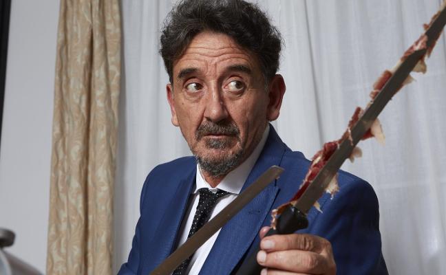 Florencio Sanchidrián: «Cortar jamón es crear, transmitir cultura»