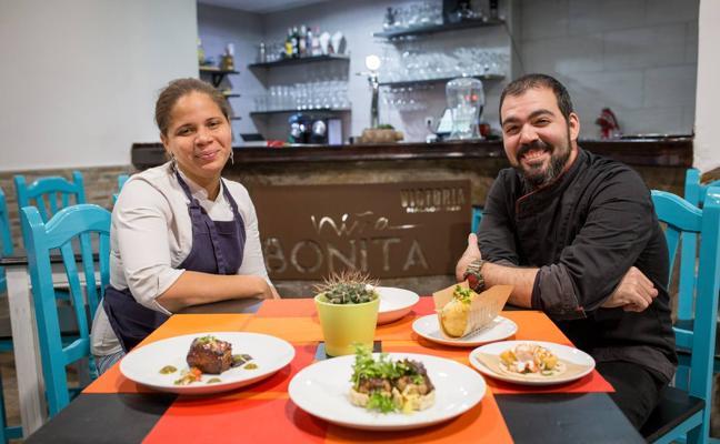 Niña bonita: Cocina mexicana con alma