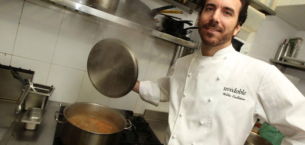 La Academia Gastronómica de Málaga premia al restaurante Bardal, al chef Willie Orellana y a Enrique Cibantos