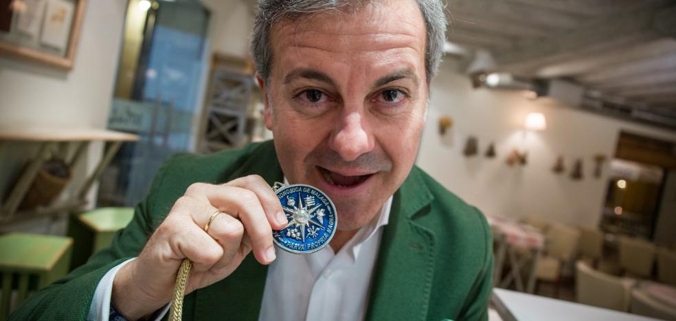 Manuel Tornay: «Los premiados de 2017 son un ejemplo de la evolución de nuestra gastronomía»