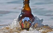 Cerveza malagueña fermentada bajo el mar