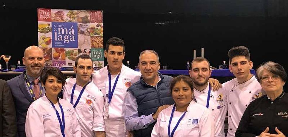 El concurso Joven Chef de Sabor a Málaga ya tiene ganadores