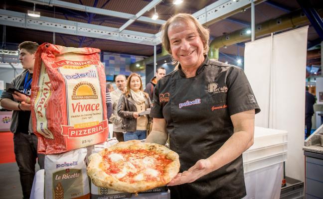 «La pizza napolitana es cultura y tradición»