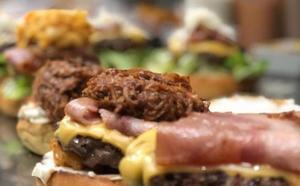 Taxi Angus Burger, la hamburguesa americana que se cocina en Málaga