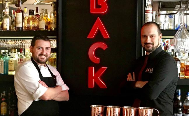 Back TapasBar&Restaurant: Creatividad bien ejecutada