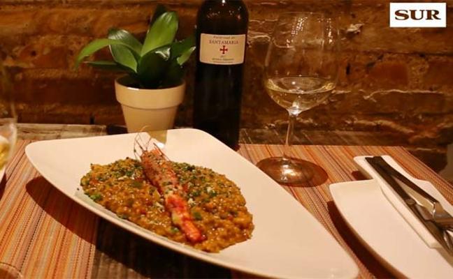 Vídeo: Así se hace el arroz de carabineros de La Calma