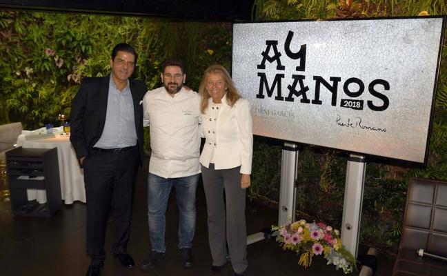 Marbella vuelve a reunir a los top de la alta cocina en un homenaje a Juan Mari Arzak