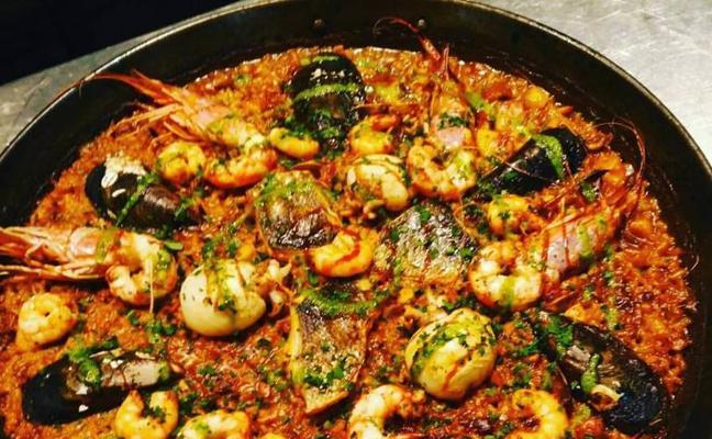 Jornadas gastronómicas del arroz en La Barra