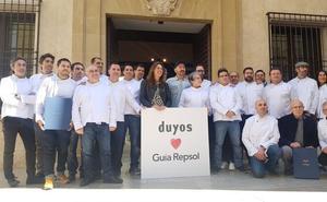 La Guía Repsol reúne a sus soles en Málaga