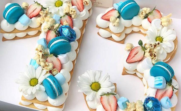 Así son las tartas de moda que arrasan en Instagram y Pinterest: 20 propuestas irresistibles