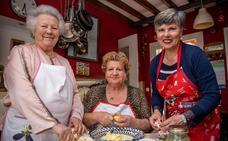 Cocina de madre: emoción y memoria