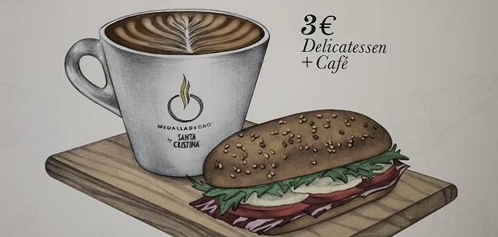 Santa Cristina organiza una ruta del café por el Centro de Málaga
