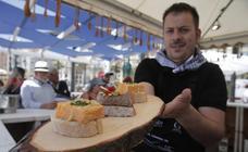 Arranca Málaga Gastronomy Festival en la plaza de la Marina