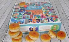 Las populares tortas locas promocionarán Málaga con el juego de la oca