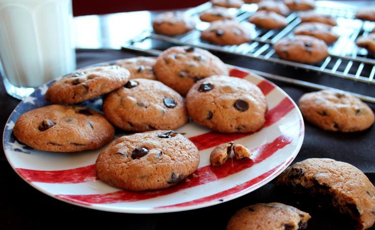 Ocho recetas de galletas caseras fáciles, rápidas e irresistibles