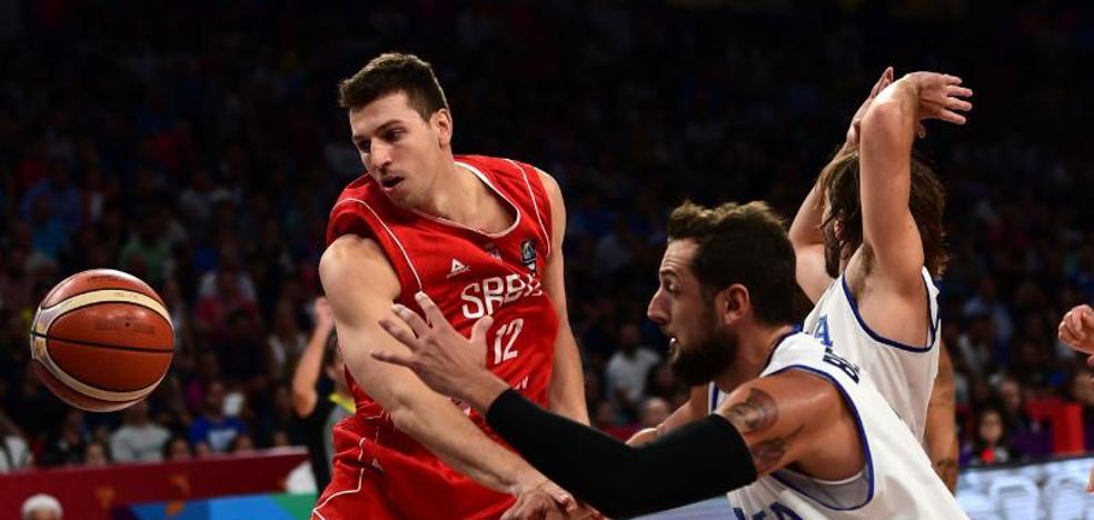 Milosavljevic firma su mejor partido con Serbia en el Eurobasket y jugará las semifinales