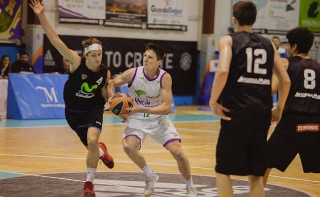 El Unicaja júnior jugará el torneo de la Euroliga en Hospitalet