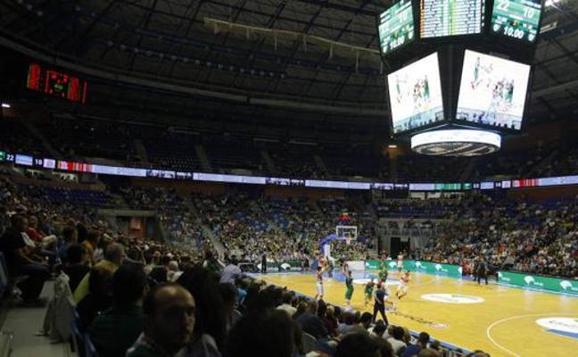 Un responsable de la FIBA ironiza sobre la baja asistencia de público al Unicaja