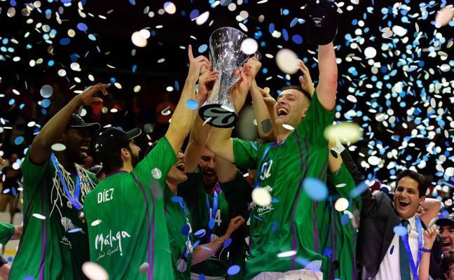 Un título, 37 victorias y 31 derrotas en el 2017 para el Unicaja