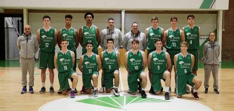 El equipo júnior participa desde mañana en el torneo de Hospitalet