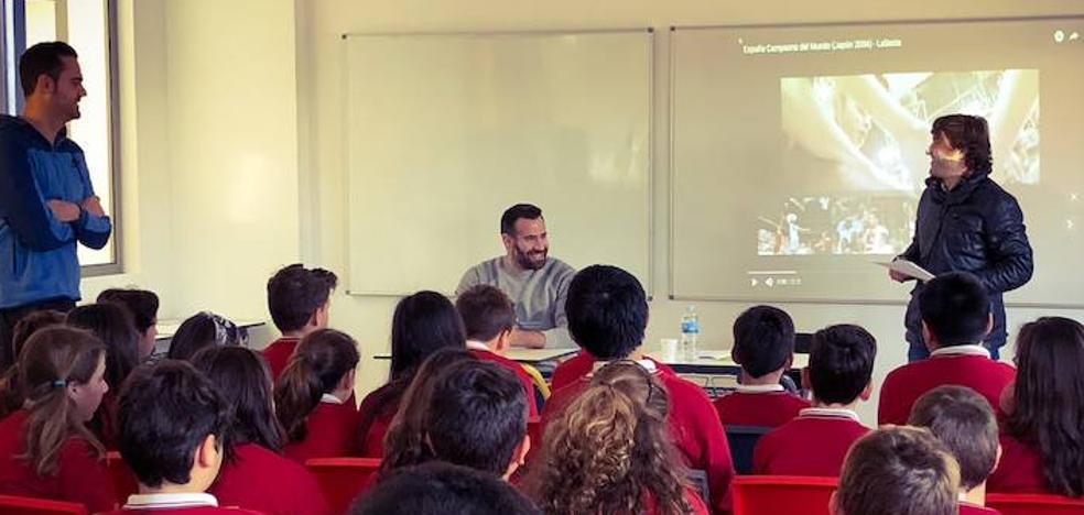 Carlos Cabezas anuncia que quiere abrir una escuela de baloncesto en Málaga