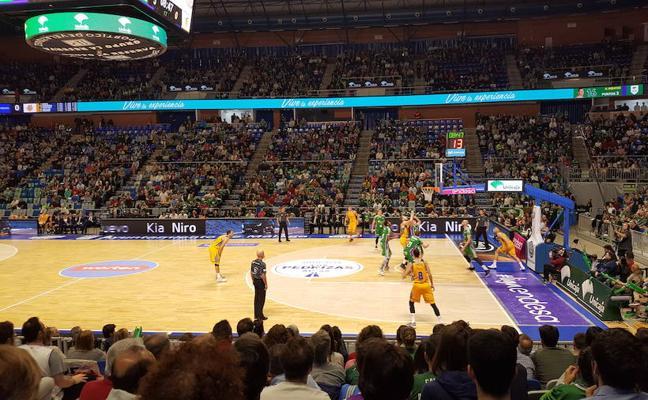 El Unicaja logra una victoria trabajada ante el Gran Canaria (94-87)