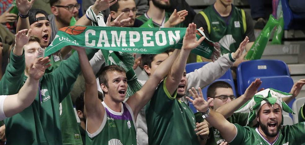 El Unicaja oferta un viaje para los aficionados para la Copa del Rey