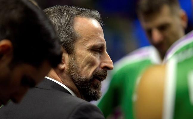 Plaza: «El partido ante el Baskonia puede marcar un antes y un después»