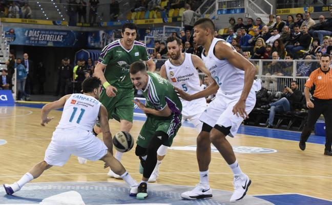El recado de Nedovic a los árbitros de la ACB