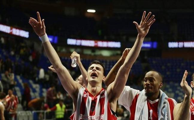 El Estrella Roja de Belgrado, en el punto de mira de la Euroliga