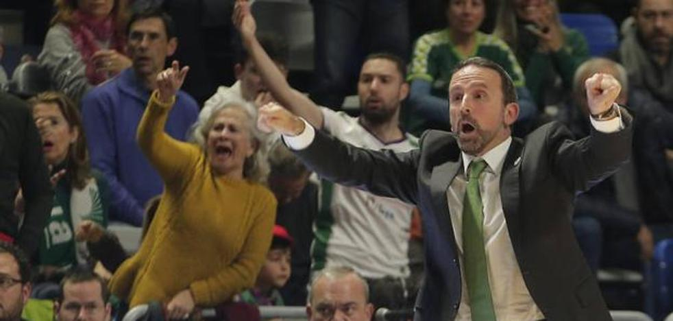 El Unicaja afronta una Semana Santa repleta de partidos