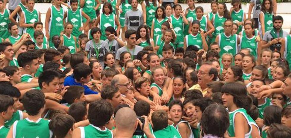 El Unicaja, el club español con más canteranos en las selecciones inferiores