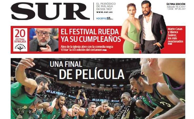 El título de la Eurocup en diez portadas