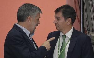 El Unicaja ultima el relevo de Ángel Bordes como gerente del club