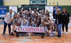El Unicaja femenino, campeón de Andalucía júnior