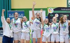 La cantera del Unicaja se prueba en el Campeonato de España júnior