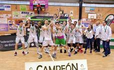 El Unicaja, campeón de Andalucía cadete