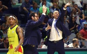 El entrenador del Andorra arremete contra Joan Plaza por los incidentes en el Carpena