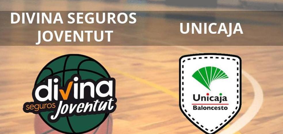 El Unicaja pierde ante el Joventut (85-78)