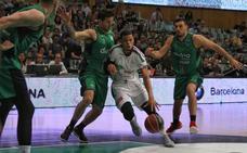 El Unicaja-Baskonia se jugará el martes a las 19.45