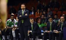Plaza firma llevar al tercer partido la serie ante el Baskonia