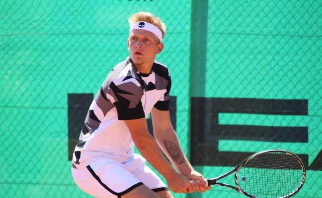 El malagueño Alejandro Davidovich, un vendaval en Roland Garros